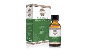 Arganistry Moroccan Argan Body Oil 4 Oz