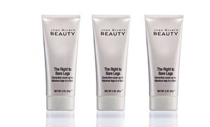 Joan Rivers Beauty The Right to Bare Legs Concealer in Tan Medium or Fair 3x3 Oz