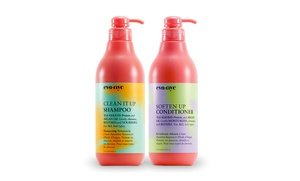 Eva NYC Clean it Up Shampoo and Soften Up Conditioner Bundle