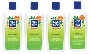 Kiss My Face Whenever Conditioner 4x11 Oz