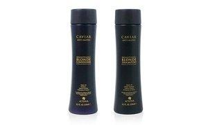 Caviar Anti-Aging Brightening Blonde Shampoo & Conditioner
