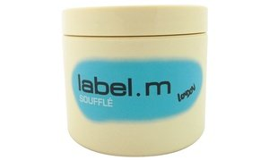 Toni & Guy Label.M Souffle Hair Care 4 Oz
