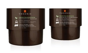 Image 2 of Theorie Green Tea Energizing Hair Mask 300 Gm