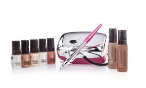 Image 0 of Luminess Air Heiress Airbrush Makeup System with Makeup Starter Kit