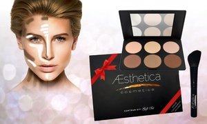 Aesthetica Cosmetics Contouring Kit