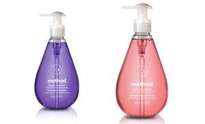 Method Gel Hand Wash 6x12 Oz