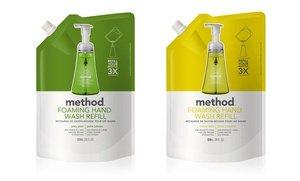 Method Foaming Hand Wash Refill 6x28 Oz