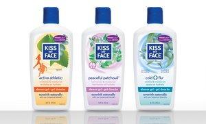 Kiss My Face Shower Gel 3x16 Oz