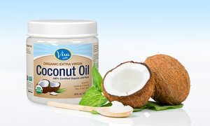 Image 0 of Viva Labs Extra-Virgin Coconut Oil 2x16 Oz