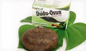 Dudu-Osun African Black Body Soap 3x5 Oz