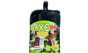 AXE Extreme 9-Piece Toiletry Kit with Travel Bag