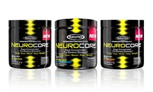 MuscleTech NeuroCore Preworkout Supplement 45 Ct