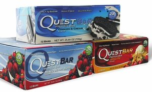 Quest Protein Bars 12 Ct