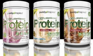 Purely Inspired Plant Based Protein Shakes 21 Serving Containers
