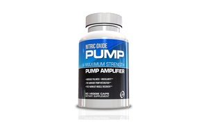 Image 0 of Nitric Oxide Pump Maximum Strength Pump Amplifier Workout Supplement 0.25 Lb