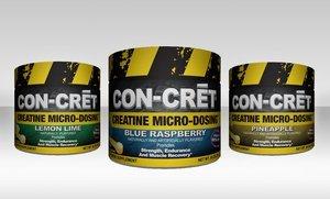 ProMera CON-CRET Creatine Powder 24 Serving Containers