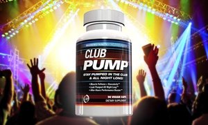 Club Pump Maximum Strength Nitric Oxide Booster