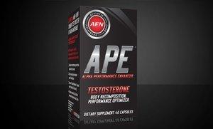 AEN APE Testosterone Body Recomposition Performance Optimizer