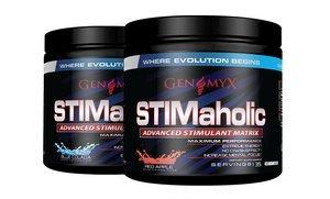 Genomyx Stimaholic Supplements