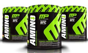 Muscle Pharm Amino 1 Fitness Recovery Supplement 15 Serving Containers