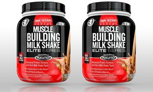 Six Star Muscle Building Milkshake 32 Gm