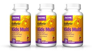 Kids Multi Cherry-Flavored Multi-Vitamin & Mineral Chewable Tablets 3x120 Ct