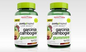 Image 2 of Purely Inspired Garcinia Gummies 2 Pk