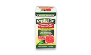 Image 2 of Nature's Diet Secret Grapefruit Diet Supplements 90 Servings