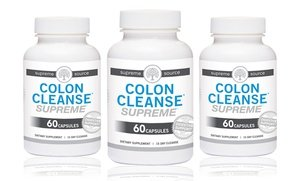 Image 2 of Supreme Source Colon Cleanse Supreme 15-Day Cleanse 60 Ct