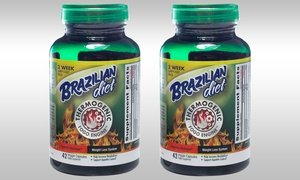 Image 2 of Brazilian Diet Thermogenic Supplements 42 Ct