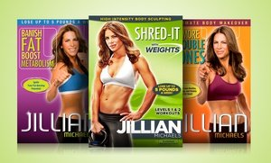 Image 2 of The Biggest Loser and Jillian Michaels Workout