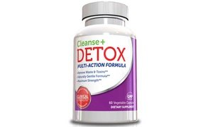 Cleanse and Detox Supplements 30 Servings