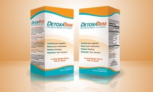 Image 0 of DetoxaTrim Detoxifying Weight Loss Solution 112 Ct