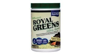 Image 2 of Royal Greens Ultra Superfood Powder 10.75 Oz
