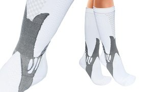 Image 0 of TheraCopper Copper-Infused 10-Point Compression Sport Socks