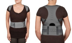 Image 0 of Regal Posture Pro Medical Grade Magnetic Back Brace