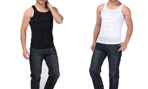 Image 2 of Men's Slimming Body Shaper