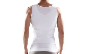 Image 2 of Men's Be-Skinny Shapewear Top