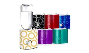 Image 2 of Personal Ultrasonic Misting Humidifier by Violife