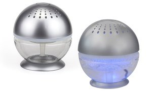 Image 2 of EcoGecko Little Squirt Air Cleaner, Revitalizer, and Humidifier 8 Lb