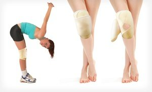 Image 2 of Magnetic Infrared Flexi Knee-Support Brace