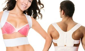 Image 2 of Evertone Posture Support Corrective Back Bridge with Magnetic Therapy