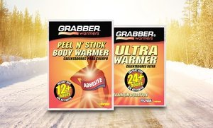Image 0 of Grabber Hand, Foot, and Body Warmers