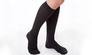 Image 2 of Pain Away Travel Compression Therapeutic Socks