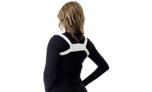 Image 2 of Women's Straight-Back Instant Posture Alignment Strap