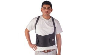 Image 0 of Pain Relief Lumbar Support Belt Brace