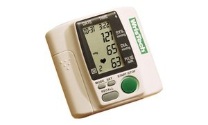 Image 0 of WrisTech Blood Pressure Monitor