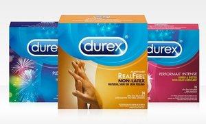 Durex Condoms 3x24 Ct