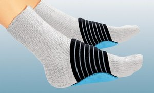 Foot Doctor Inflatable Massaging Arch Sleeves 3 Oz