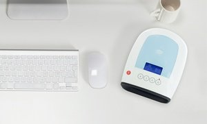 Image 0 of Wireless Hand Massager with Air Pressure and Heat Compression 2.5 Lb